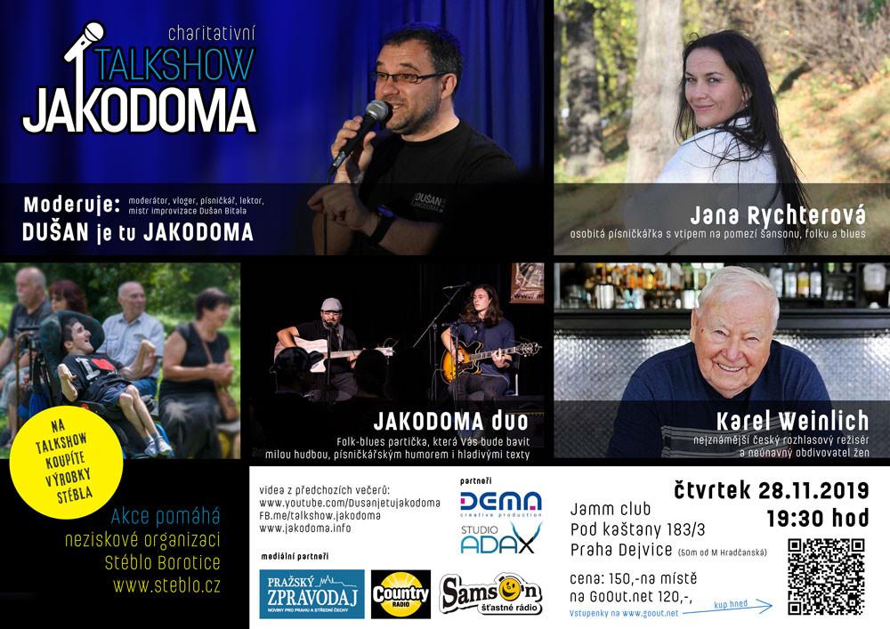 talkshow jakodoma