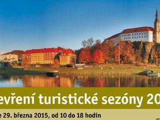 Otevření turistické sezony 2015 v Českém Švýcarsku už klepe na dveře…