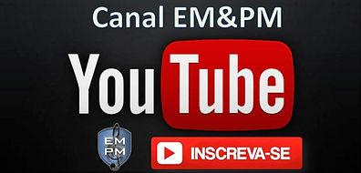 Canal Youtube - EMPM Escola de Música