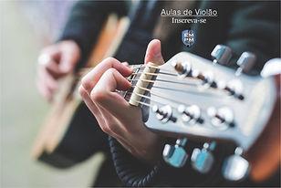 Curso de Violãoem Interlagos São Paulo - SP