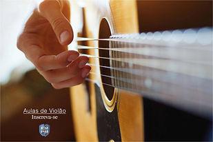 Curso de Violãoem Santo Amaro São Paulo - SP