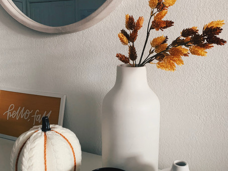 Fall Decor Must Haves