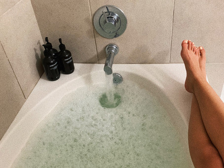 Relieve Stress With Epsom Salts