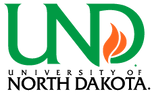 The University of North Dakota logo