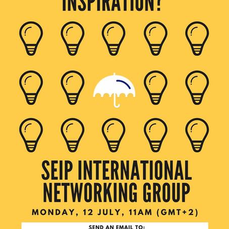 12 July 2021 - SEIP International Networking Group II
