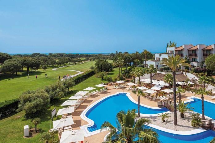 piscine-hotel-precise-resort-el-rompido.