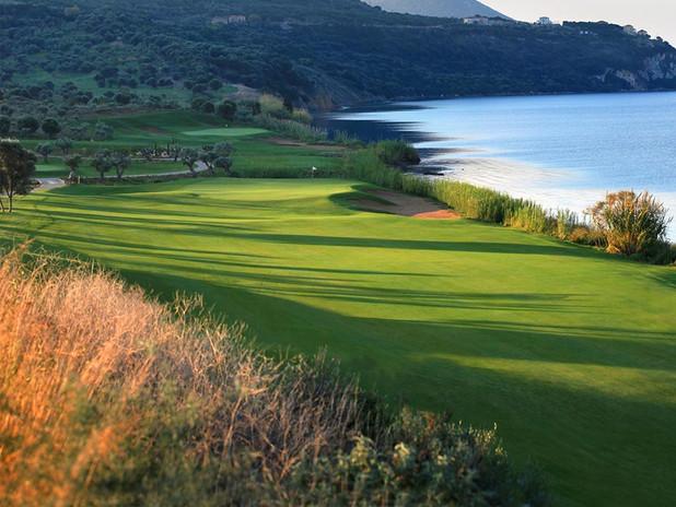 golf-grece-bay-course-green-mer-chemin-1