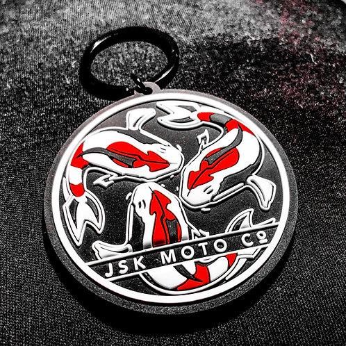 JSK Moto Co. Keychain