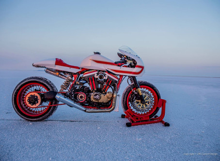Bike Highlight: JSK Custom Design (from Roland Sands Design)