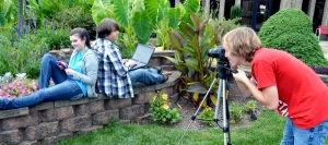Graphic Design & Video Production