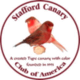 Stafford Canary Club of America Logo