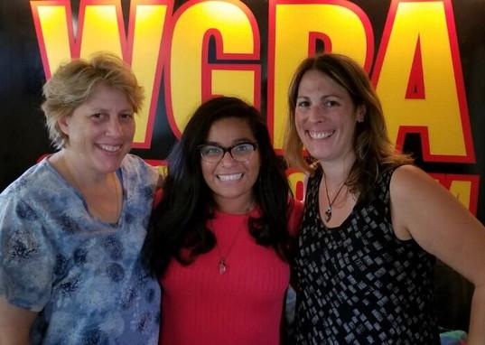 Raya, Christina, Erica
