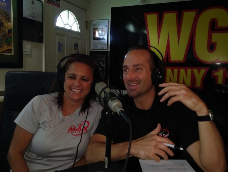 Laura and Greg Brengel