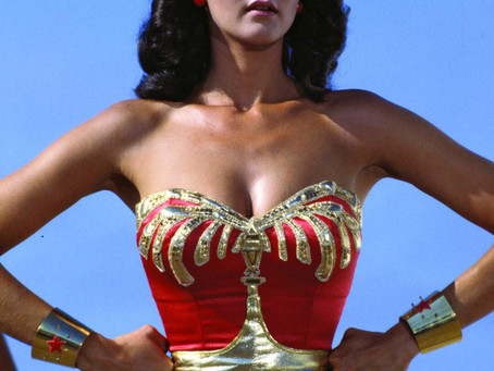 the Wonder Women Out There