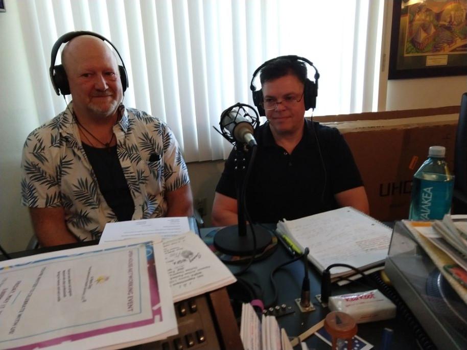 Mark Eichen and Jeff Rusin