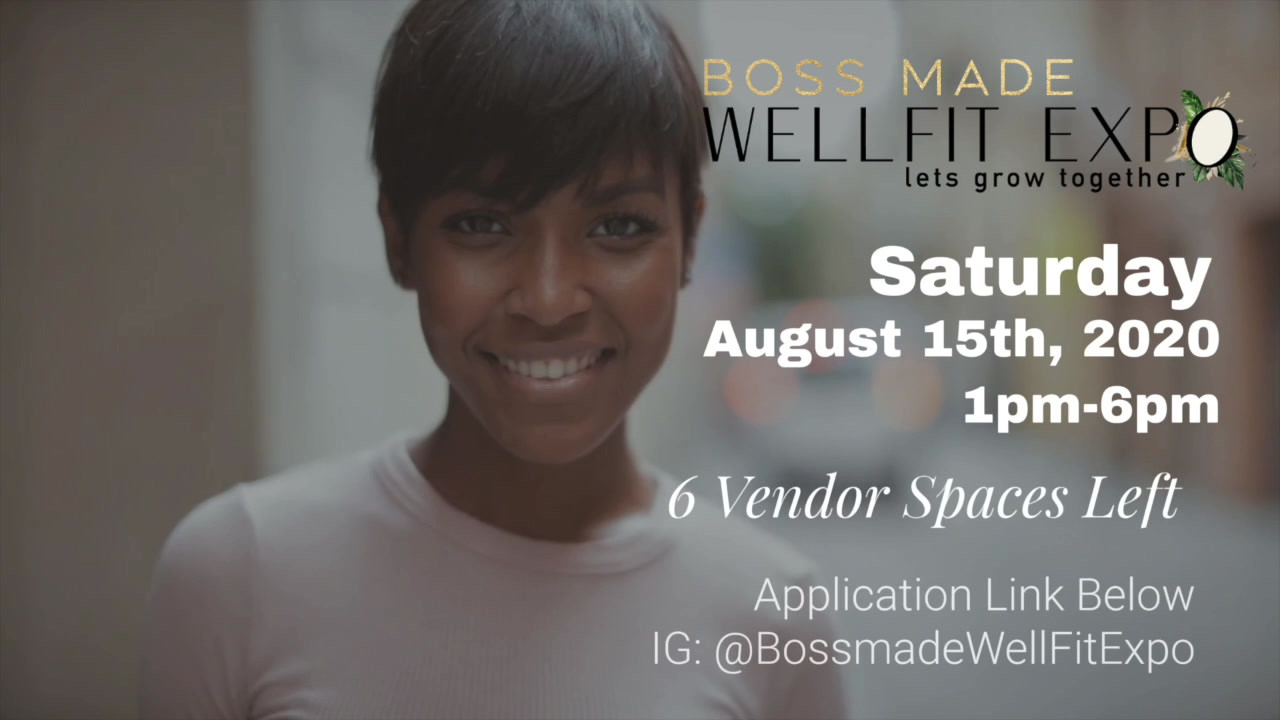 BossMade Well Fit Expo 2020 Commercial