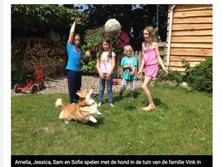 Poolse kinderen vermaken zich prima in Noordoostpolder