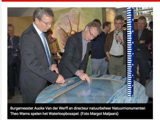 Infocentrum Waterloopbos toekomstbestendig