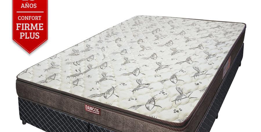 Conjunto Sommier Max Density 45 Pillow (Queen)