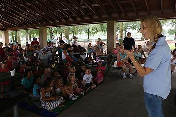 Storytime at Red Bug Lake Park