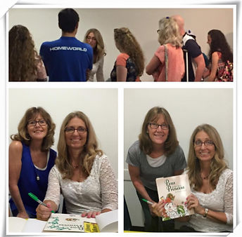 Author & illustrator book (Hannah Mericle)  signing