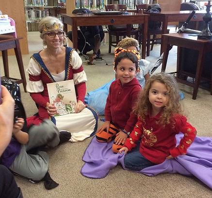 Maitland Library Storybook Tea