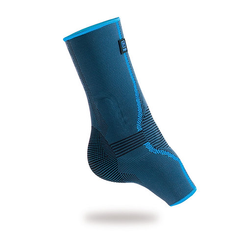 Aqtivo - Elastic Ankle Support with silicone malleolar pads