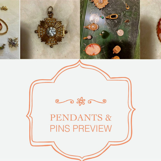 Pendants & Pin Preview