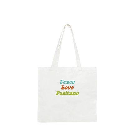 Peace Love & Positano Tote