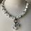 Thumbnail: Crystal Drop Necklace