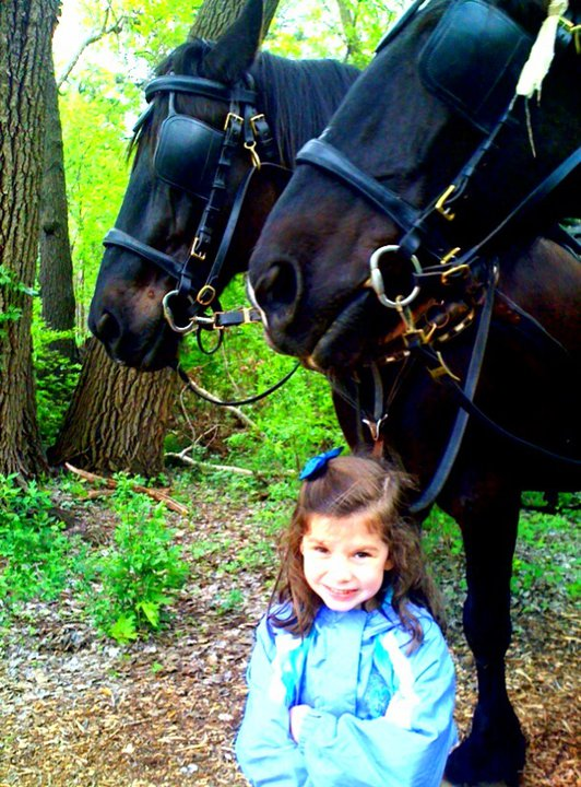 Girls & Horses - Jax gets her moment too