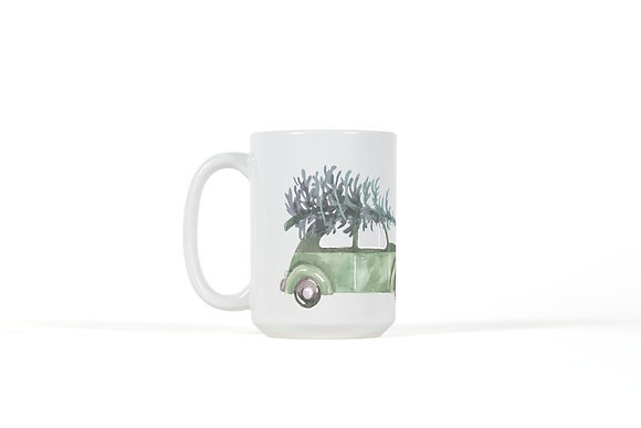 500 Ways to Be Merry Mug
