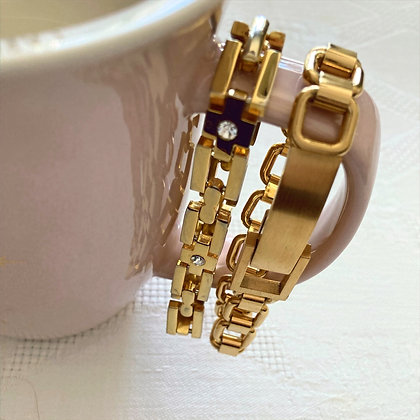 Ever Linked Bracelets