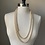 Thumbnail: Imperfect Lungo Pearl Necklace
