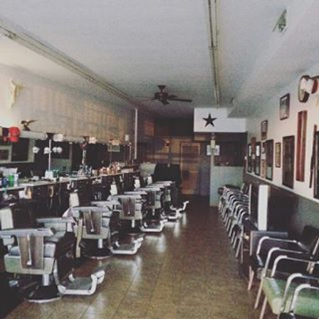 A look inside and step back in time at Mario's Barbershop in Park Ridge IL