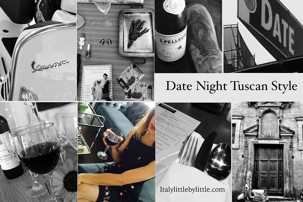 Whether you are staying in or heading out here are a few ways to savor a date night.