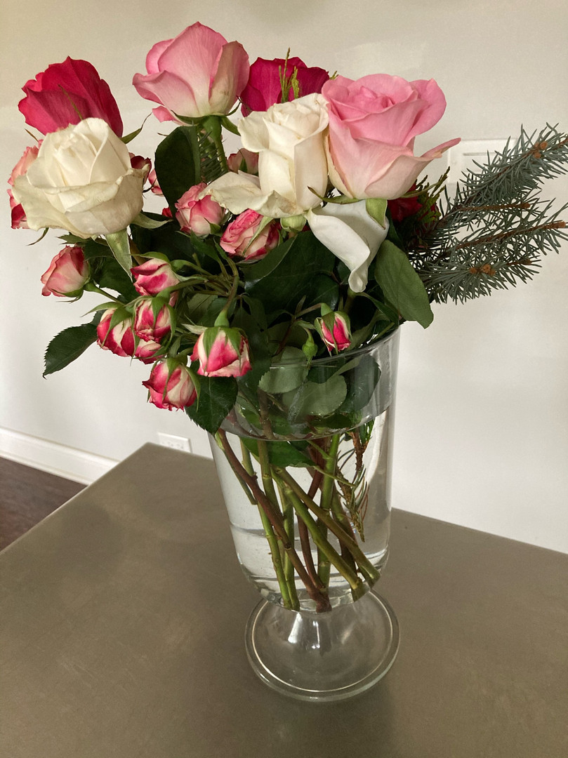 Rosebud  Arrangement