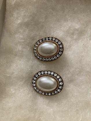 Grande Madonna Earrings