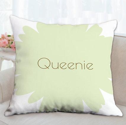 Queenie Creature Comfort Pillow