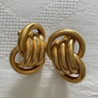 Modern Twist Earrings