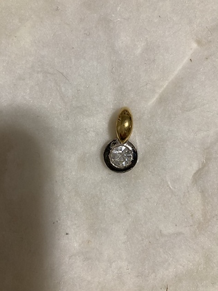 Shiny Pendant (shown in collection photo)