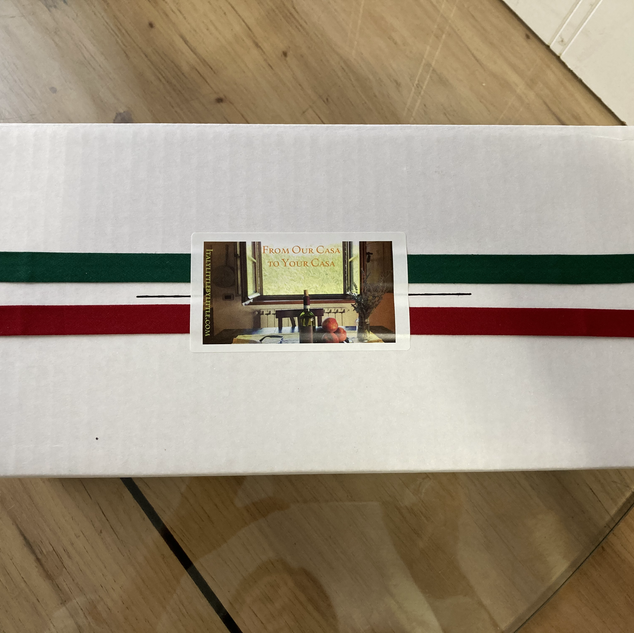 Gift shop packaging