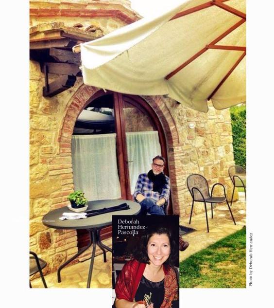 Tuscan home & garden