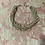 Thumbnail: Pearly Twist Choker Necklace