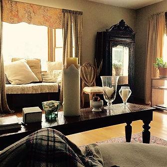 Living Room refresh by Deborah Hernandez-Pascolla