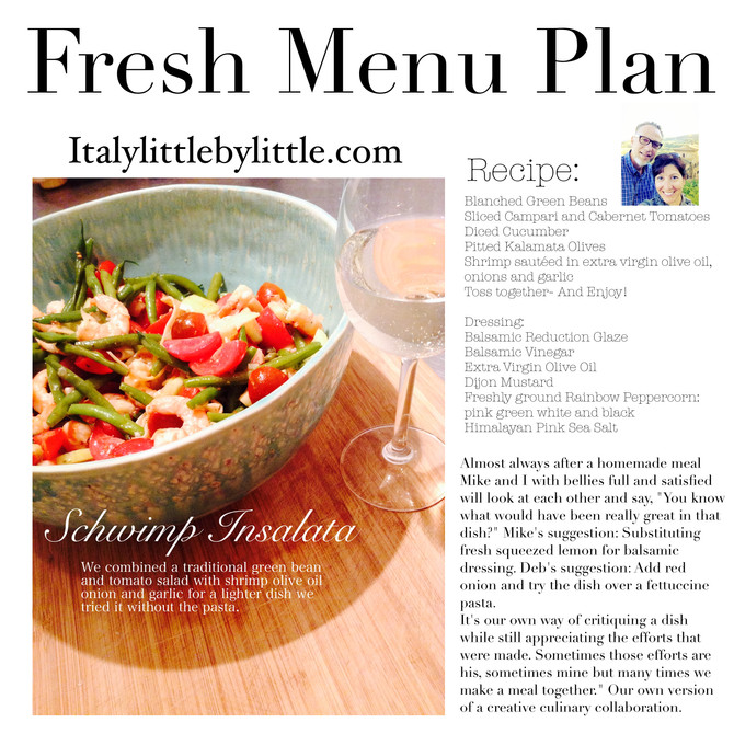 Traditional Green Bean and Tomato Salad with a Sauteed Twist