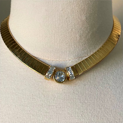 Modern Shine Necklace