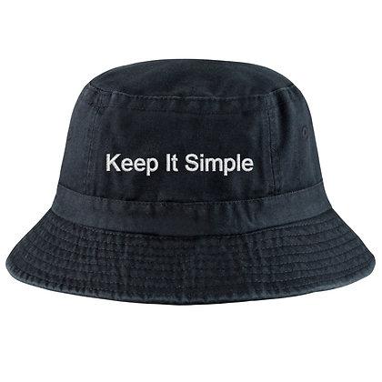 Keep It Simple Bucket Hat