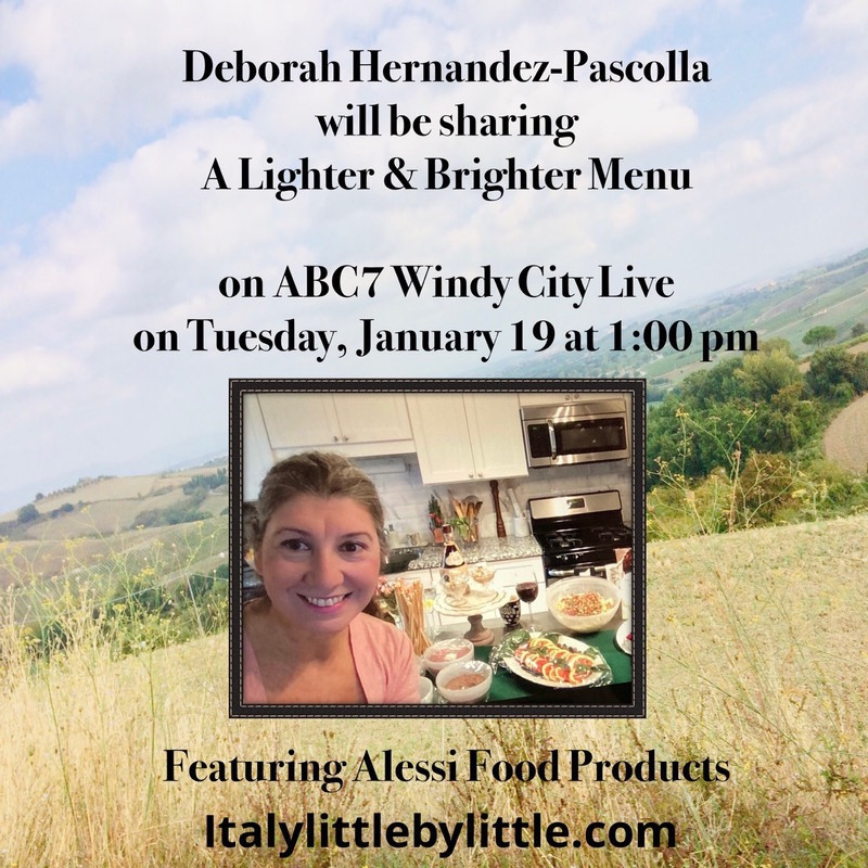 Check out ABC7 Windy City Live on January 19 -1:00 PM CST