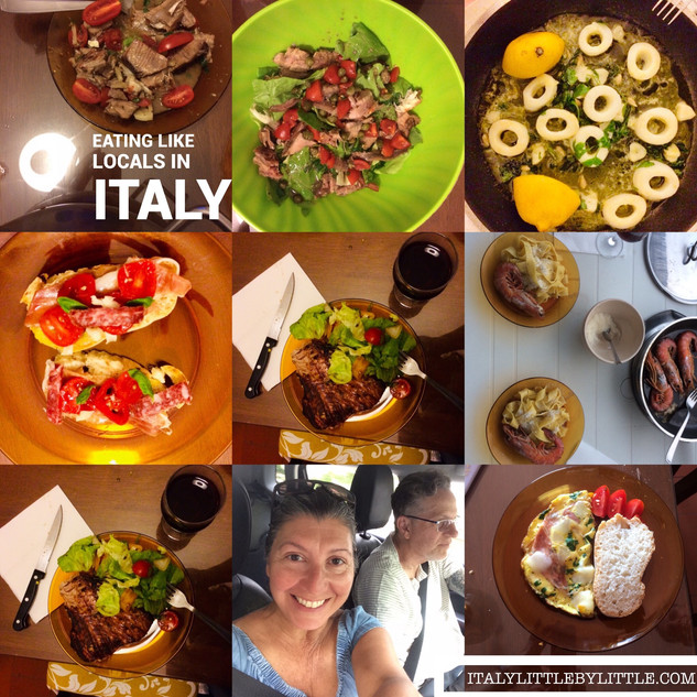Debut cooking show & cookbook